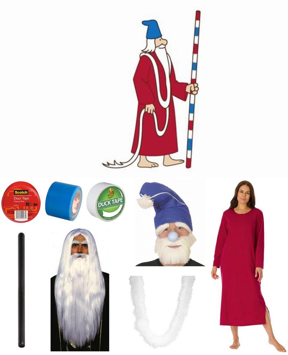 Wizard Whitebeard Cosplay Guide