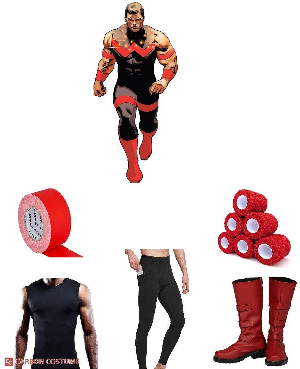 Wonder Man Cosplay Guide