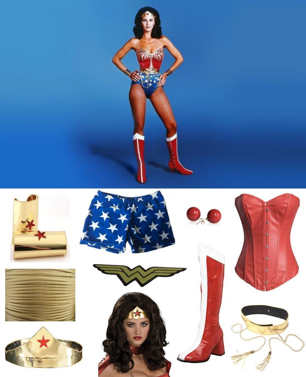 Wonder Woman Cosplay Guide