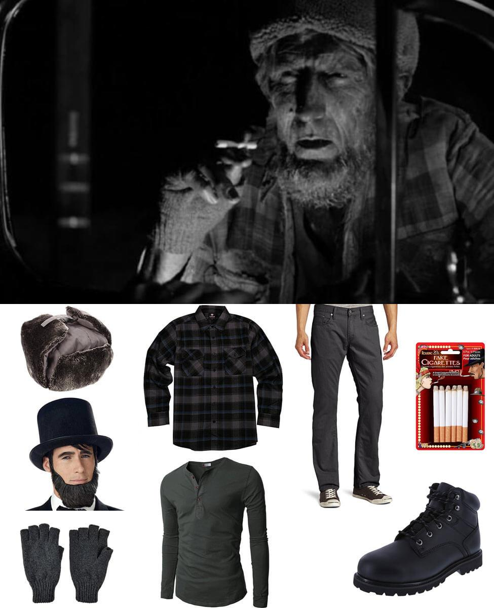 Woodsman from Twin Peaks Cosplay Guide