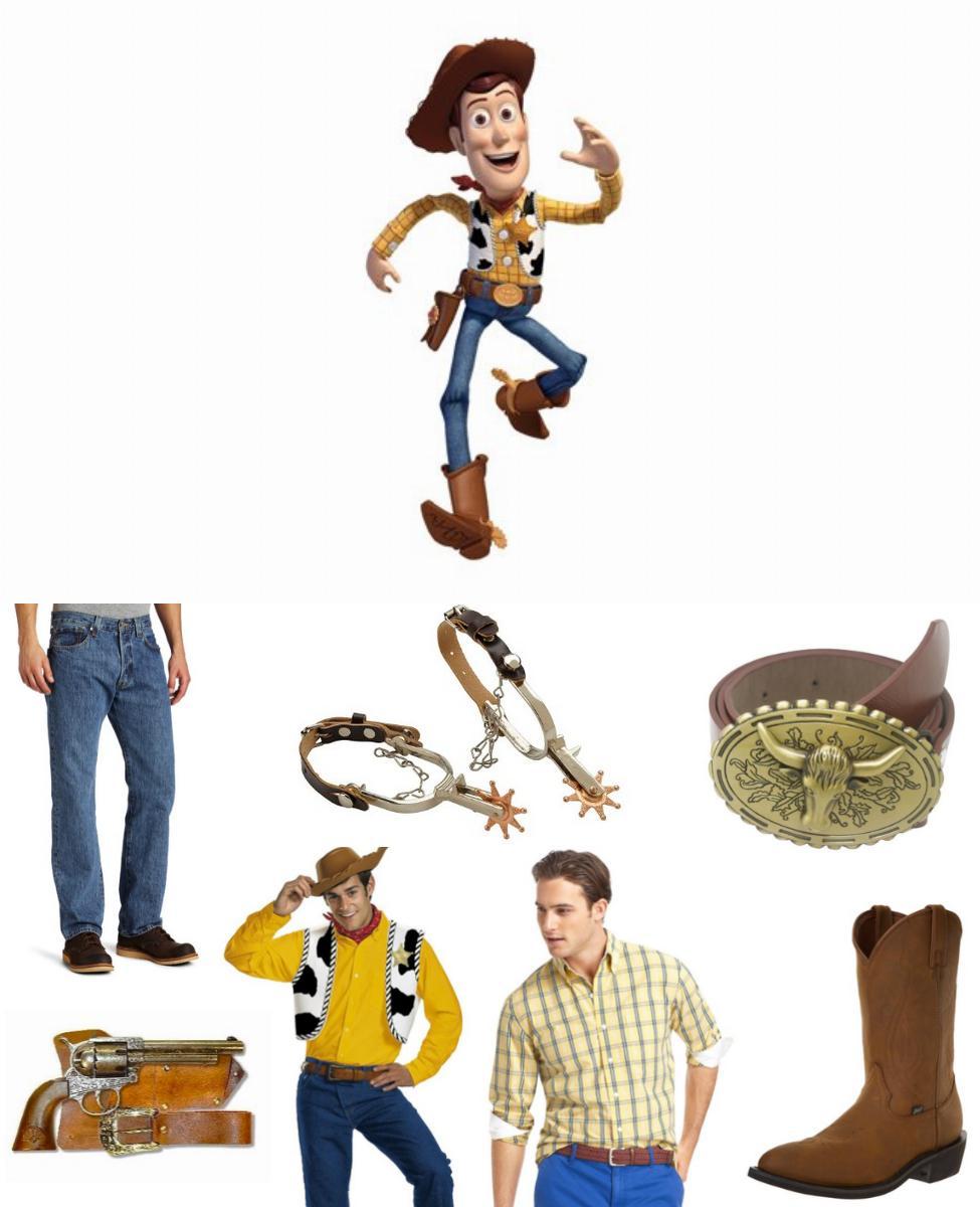 Woody Cosplay Guide