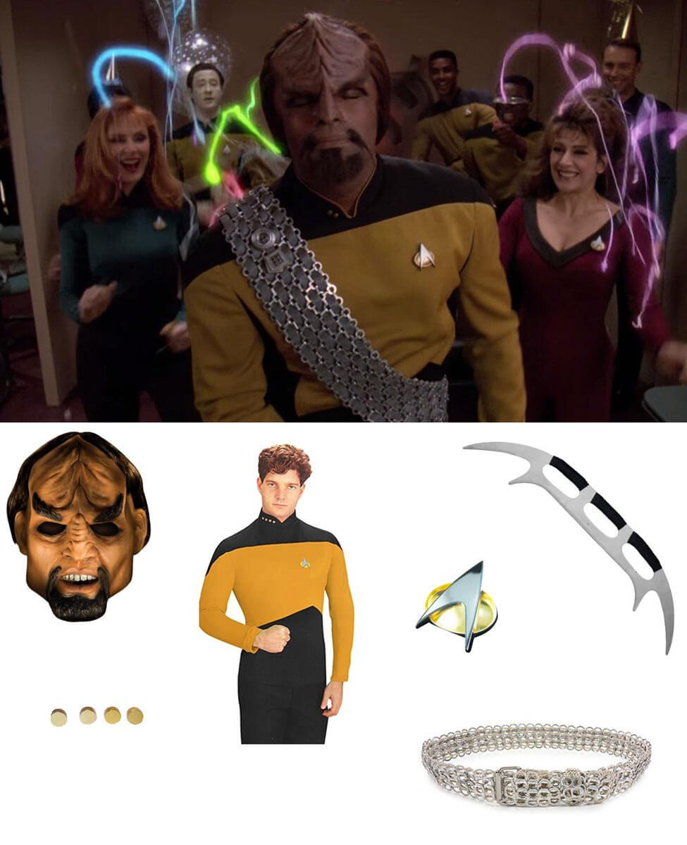 Worf Cosplay Guide