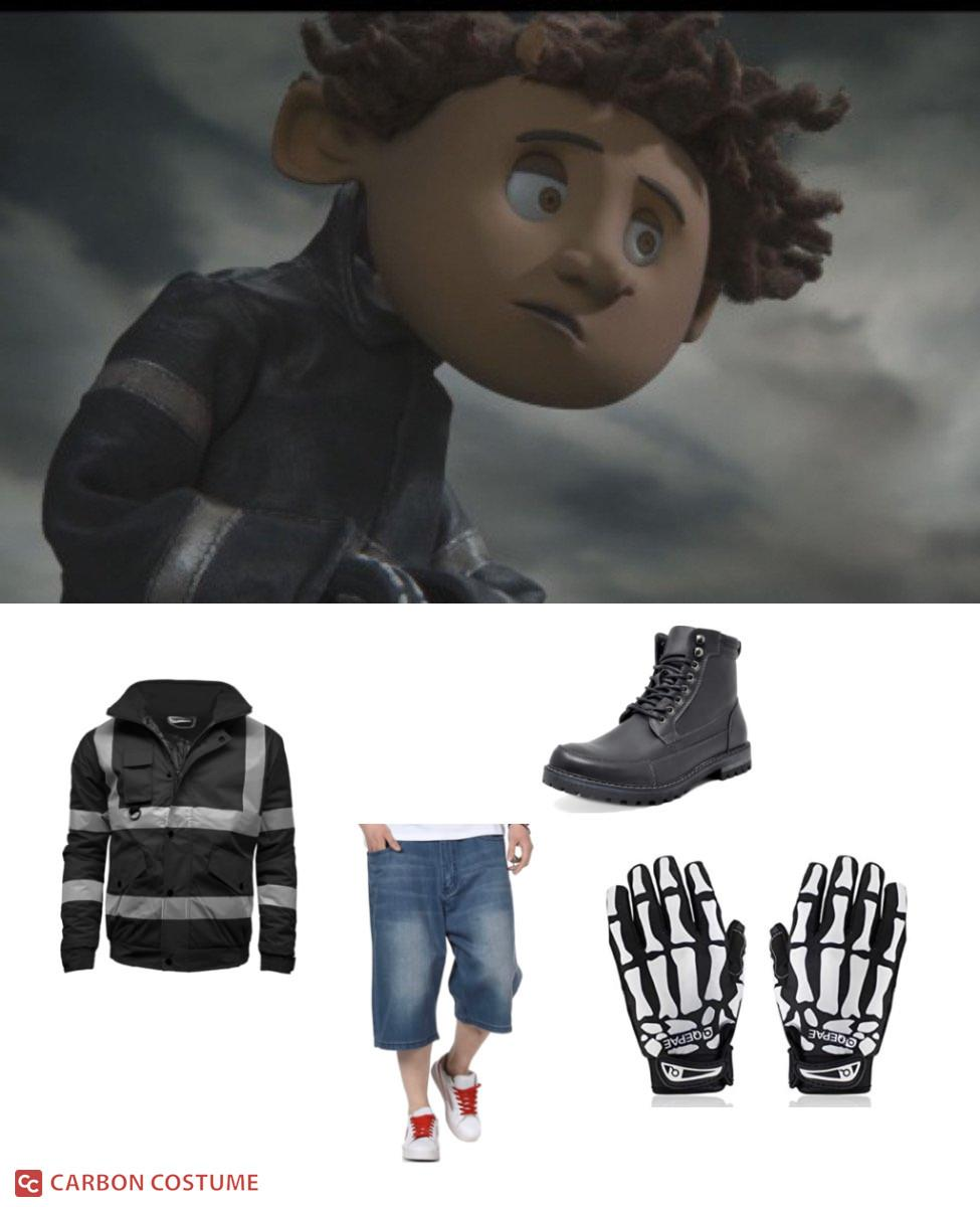 Wyborn from Coraline Cosplay Guide