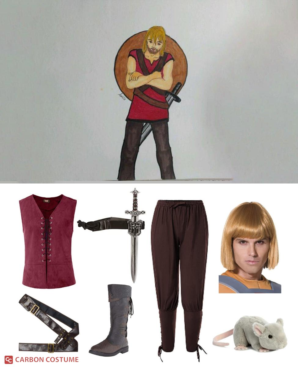 Xander Portmanteau from Cliche Cosplay Guide