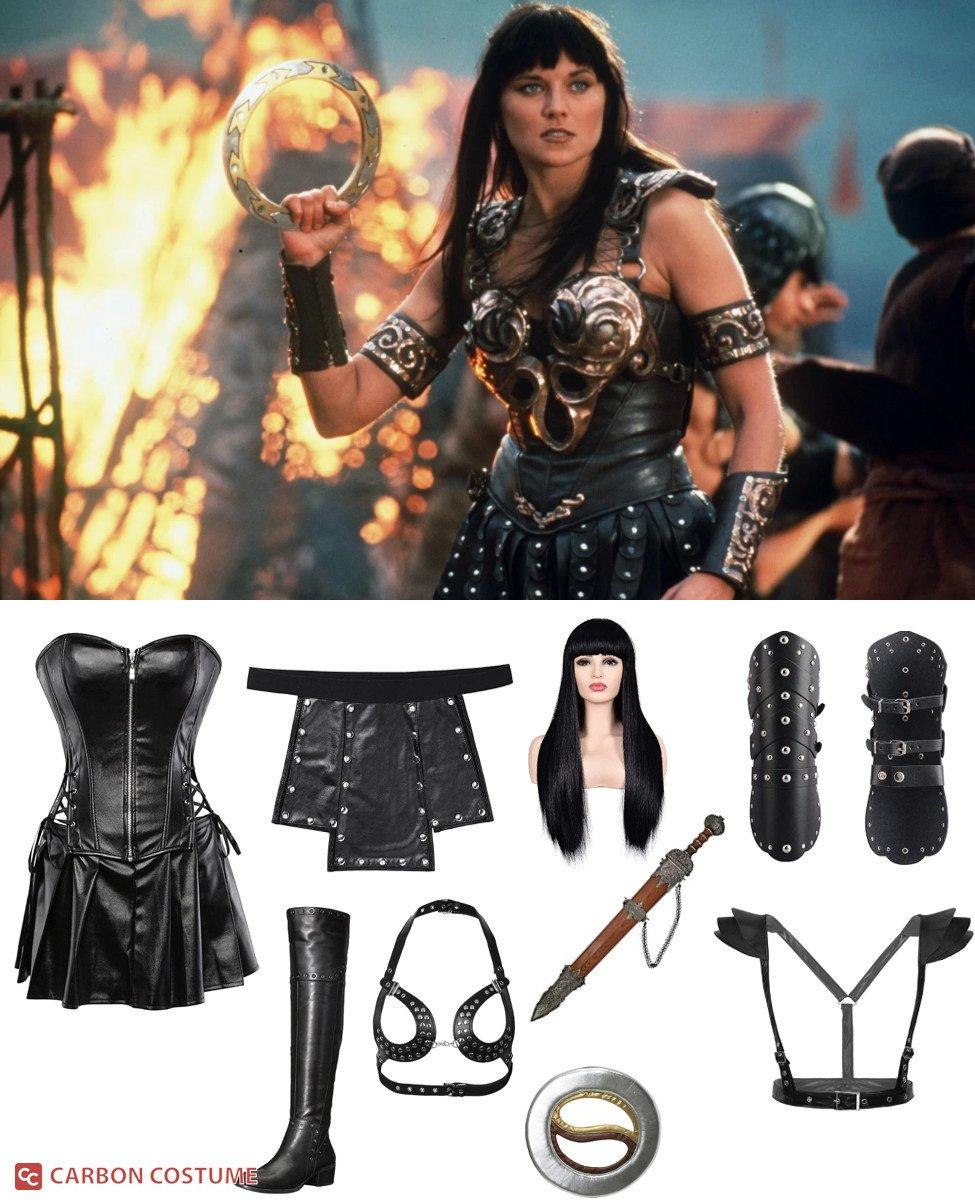 Xena from Xena: Warrior Princess Cosplay Guide
