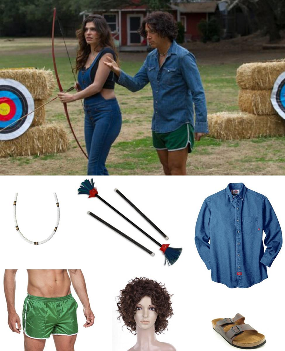 Yaron from Wet Hot American Summer Cosplay Guide