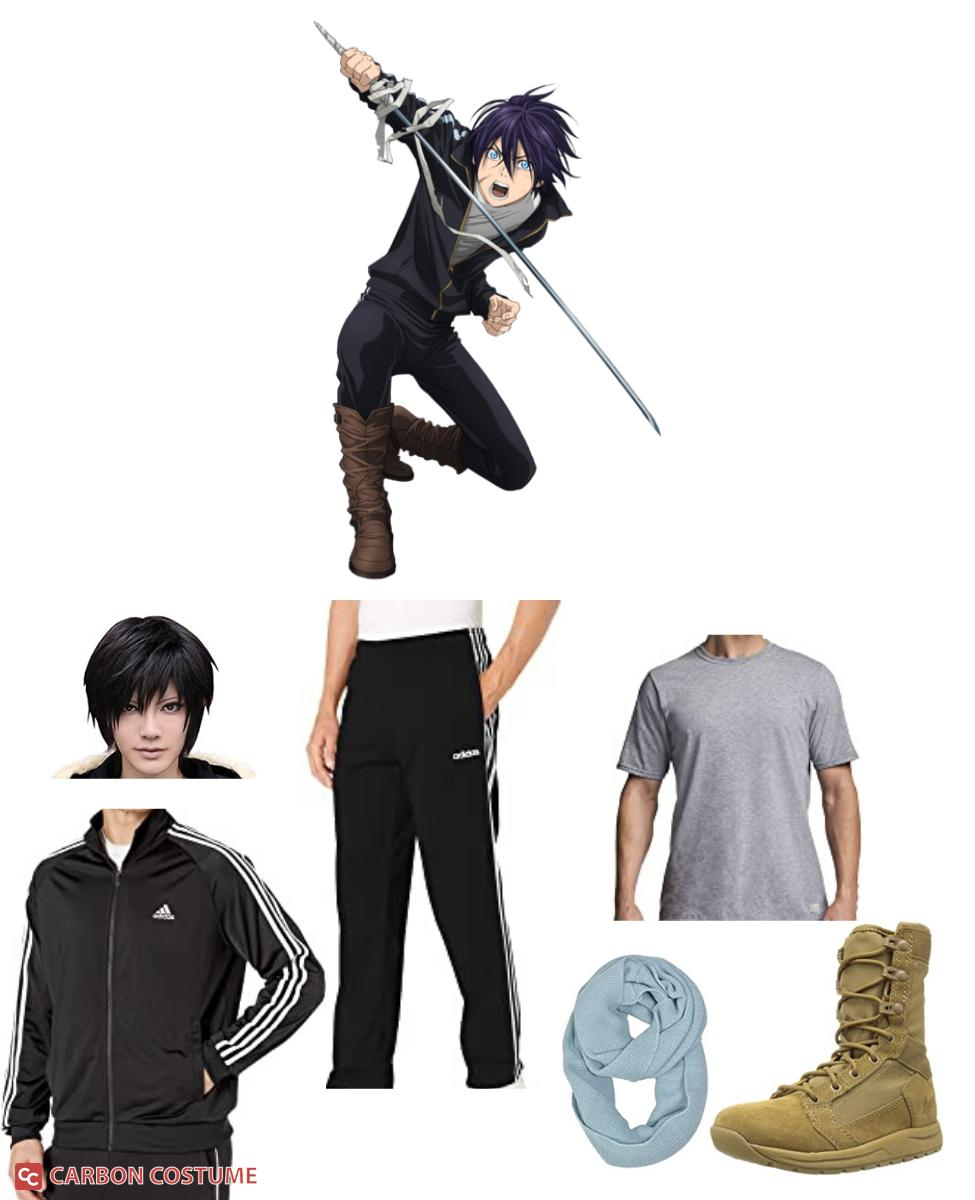 Yato from Noragami Cosplay Guide