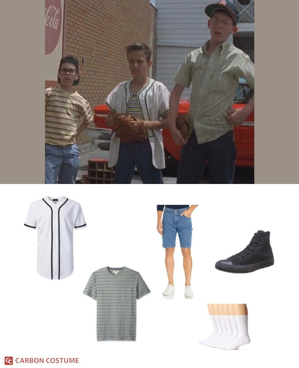 Yeah Yeah from The Sandlot Cosplay Guide