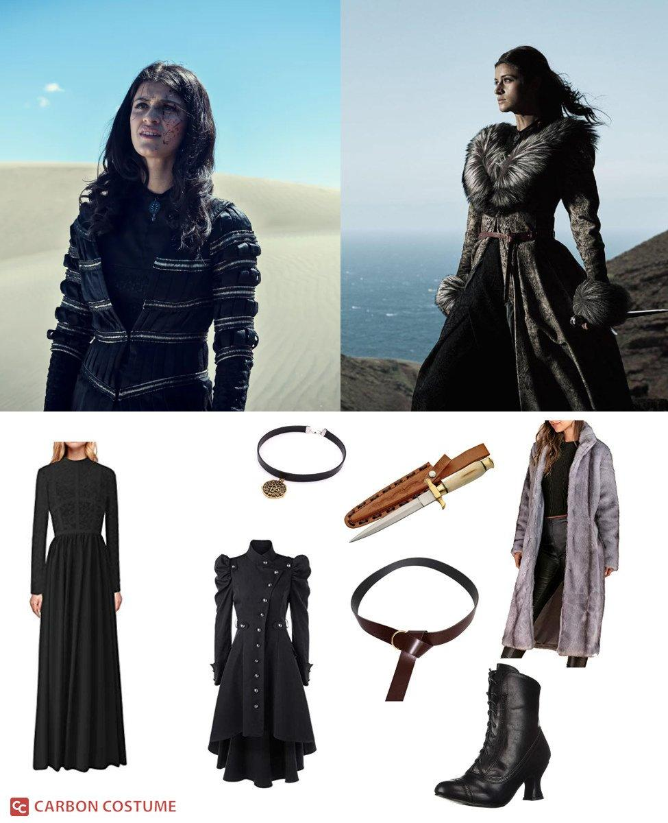 Yennefer from Netflix's The Witcher Cosplay Guide