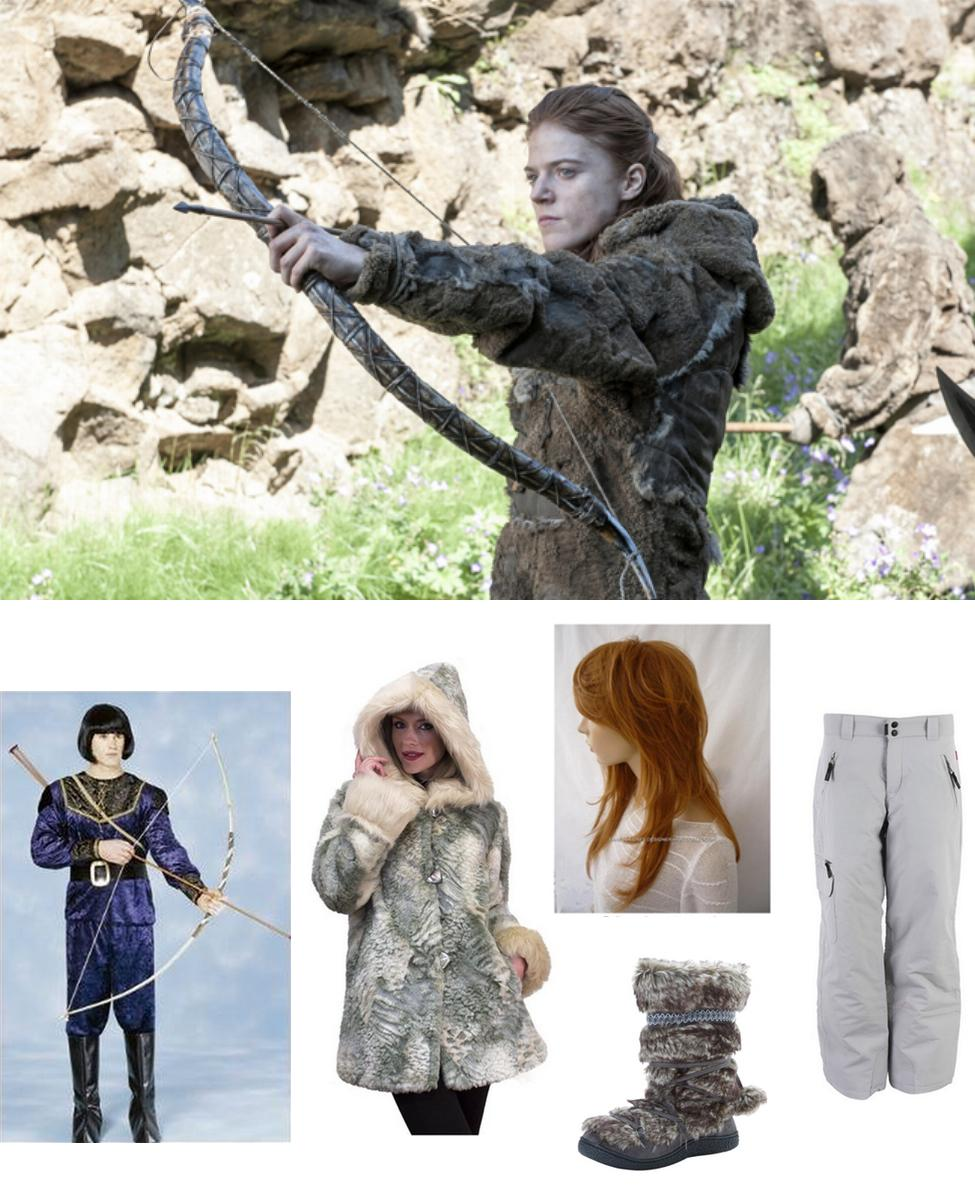 Ygritte Cosplay Guide