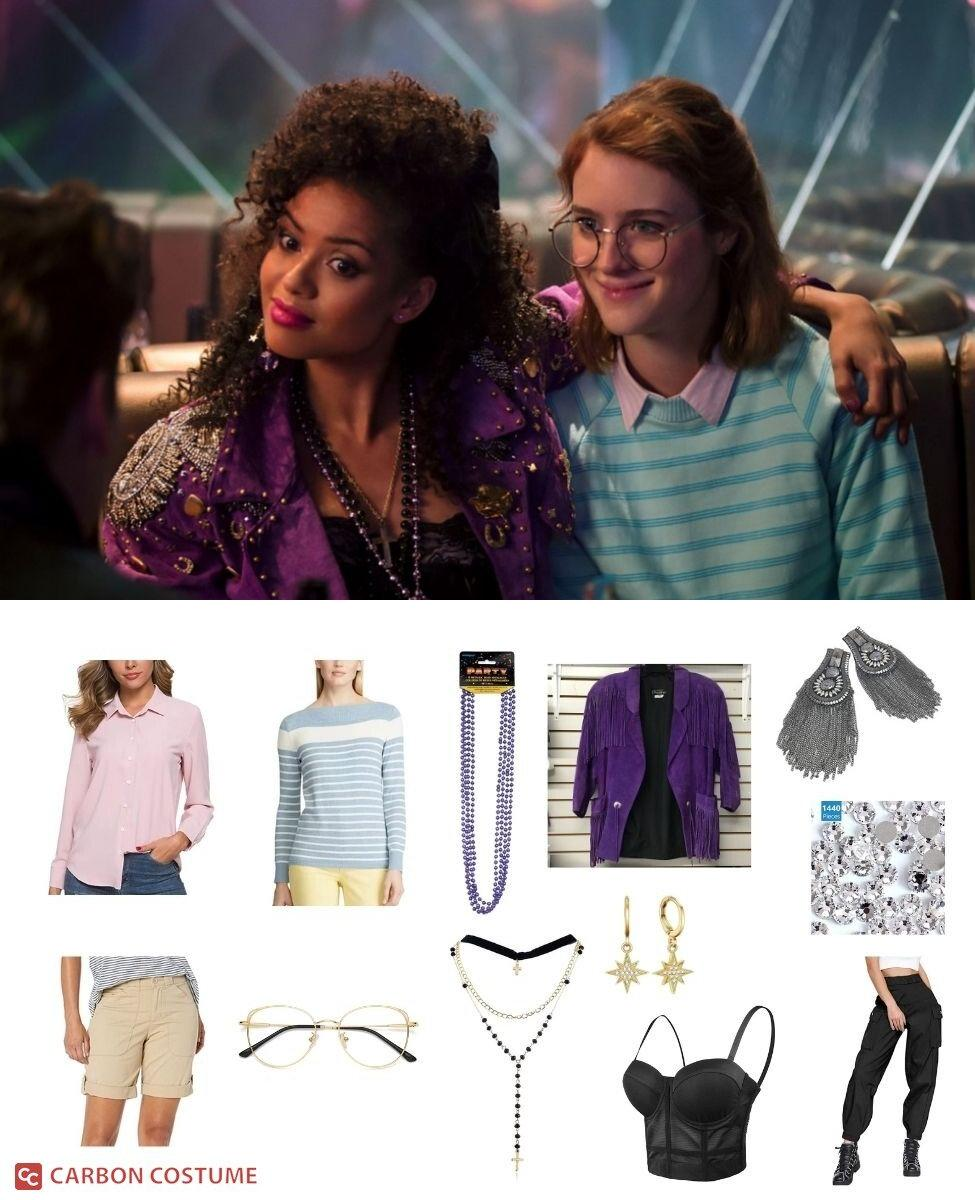 "Yorkie and Kelly from ""San Junipero"" Cosplay Guide"