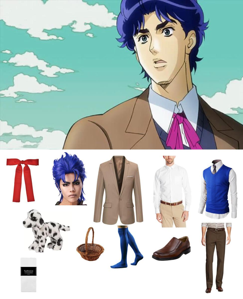 Young Jonathan Joestar Cosplay Guide
