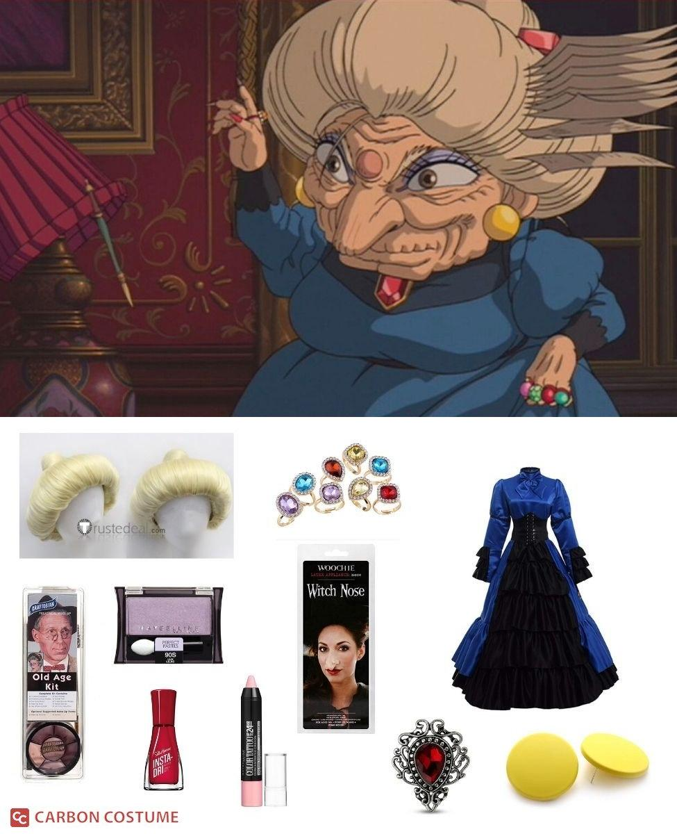 Yubaba from Spirited Away Cosplay Guide