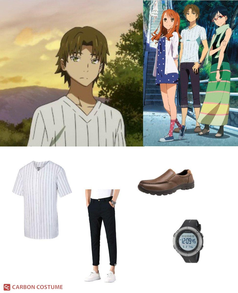 Yukiatsu from Anohana: The Flower We Saw That Day Cosplay Guide