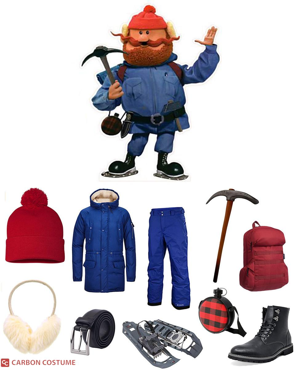 Yukon Cornelius from Rudolph the Red-Nosed Reindeer Cosplay Guide