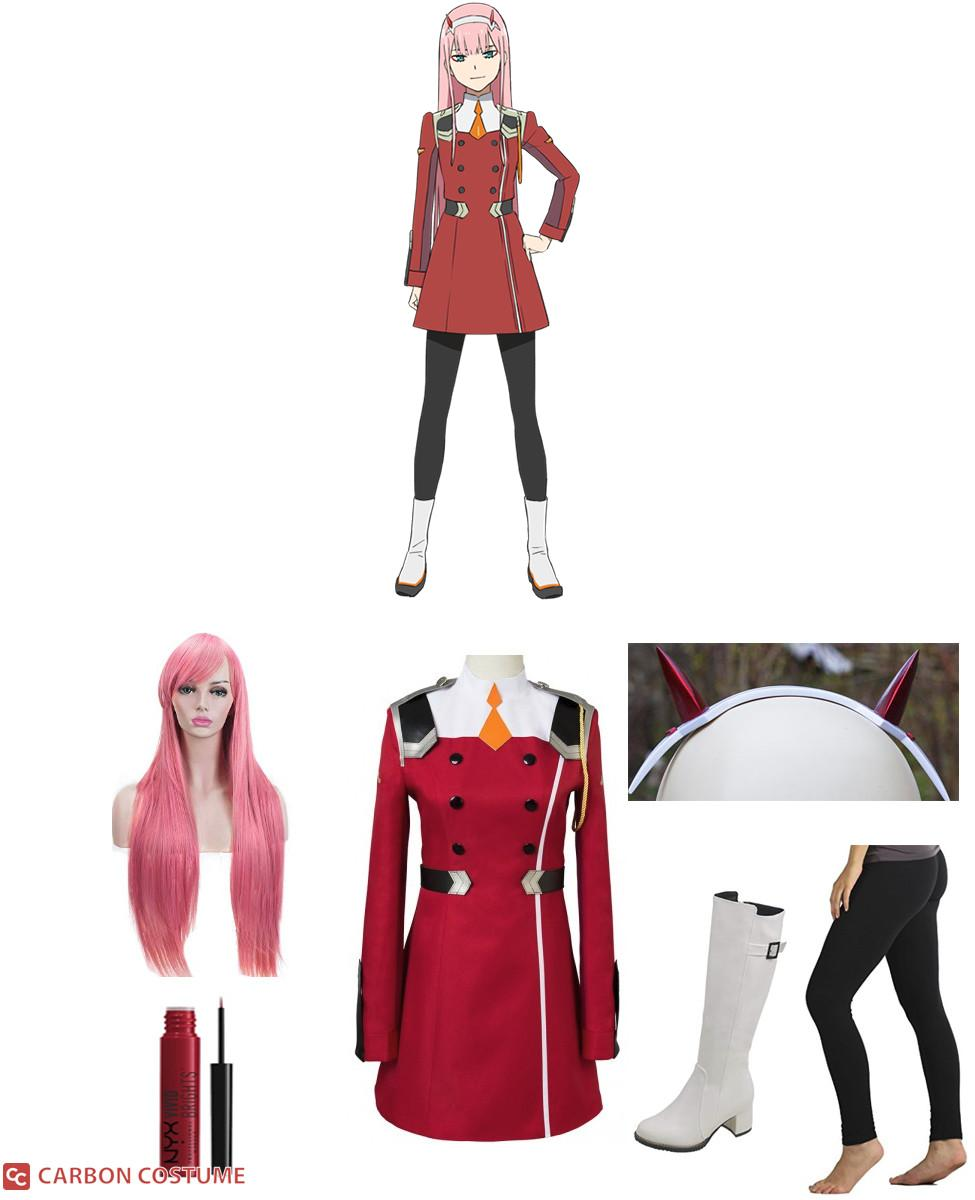 Zero Two Cosplay Guide