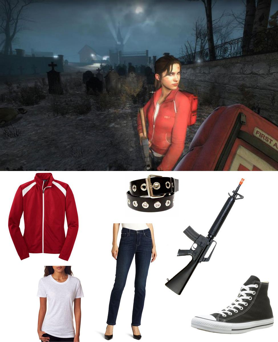 Zoey from Left 4 Dead Cosplay Guide