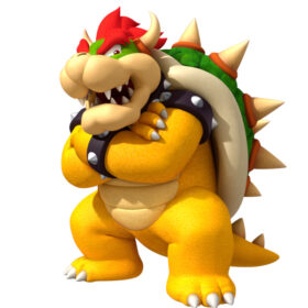 Bowser from Super Mario Bros.