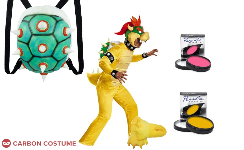 Bowser from Super Mario Bros. Costume