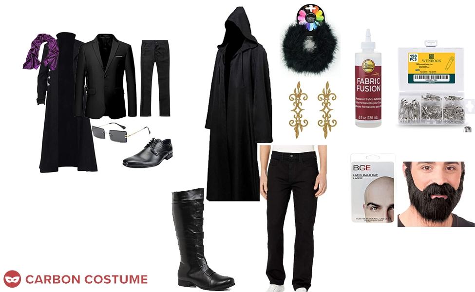 Grigori Rasputin from Hellboy Costume