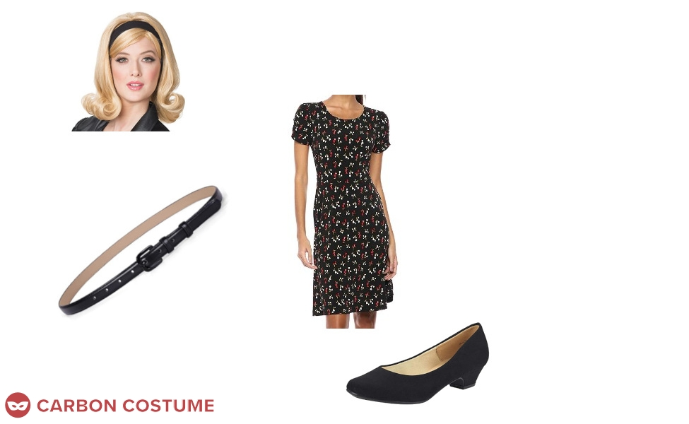 Peggy Cleary from The Kids Are Alright Costume
