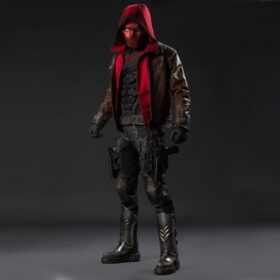 Red Hood from HBO Max Titans