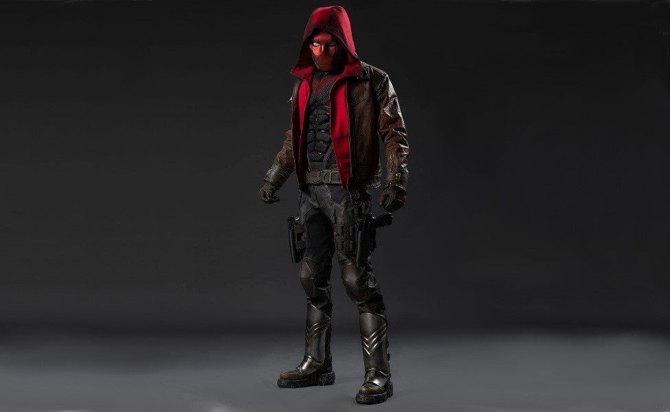 Red Hood from Titans