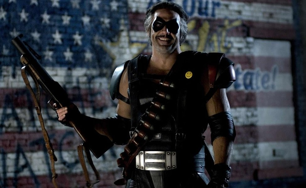 The Comedian from Watchmen