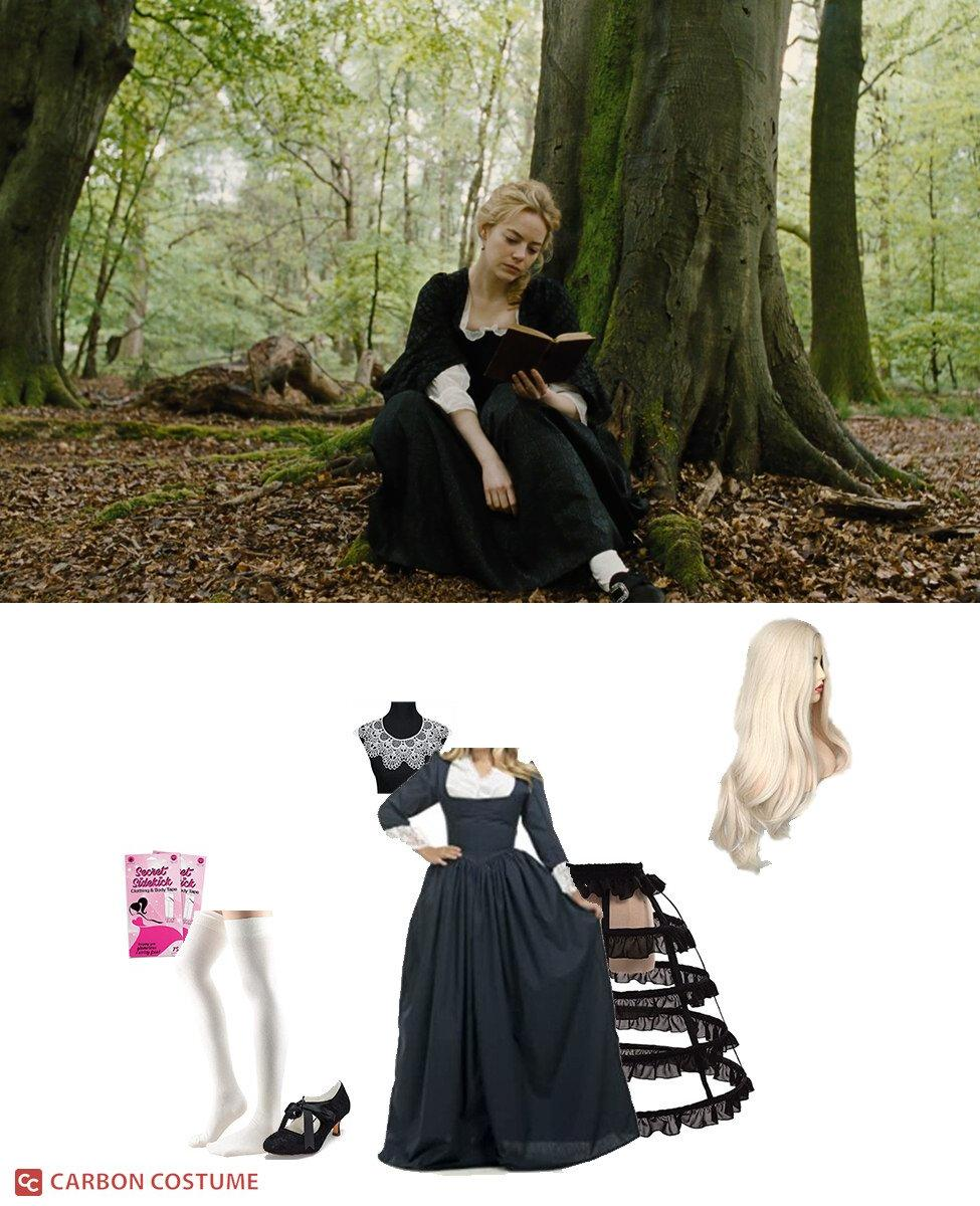 Abigail Masham from The Favourite Cosplay Guide