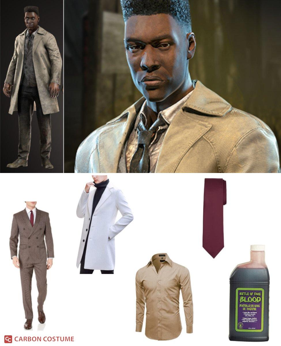 Adam Francis from Dead by Daylight Cosplay Guide