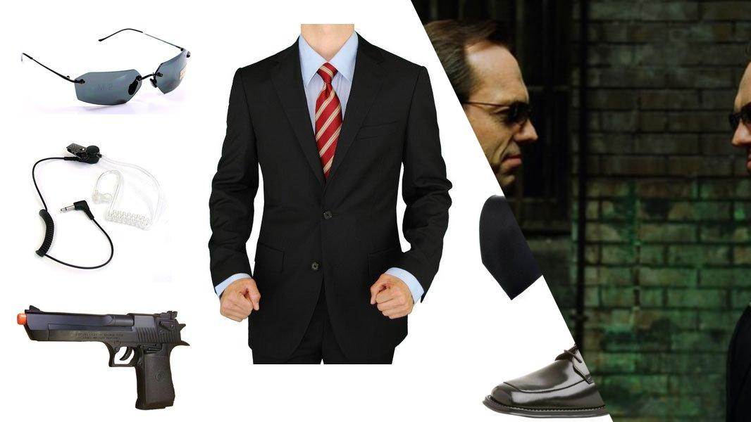 Agent Smith Cosplay Tutorial