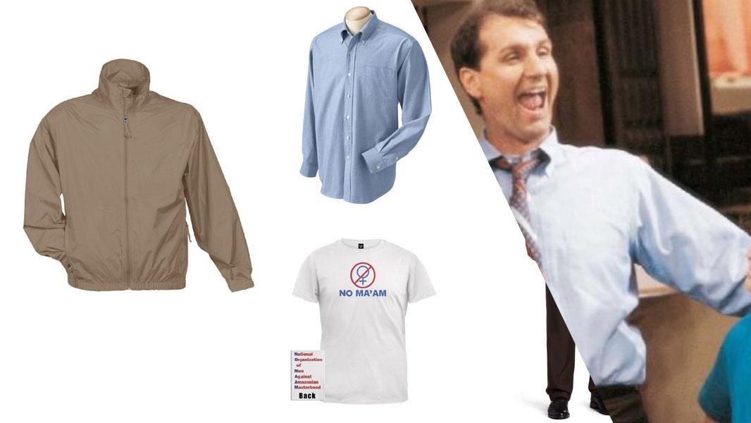 Al Bundy Cosplay Tutorial