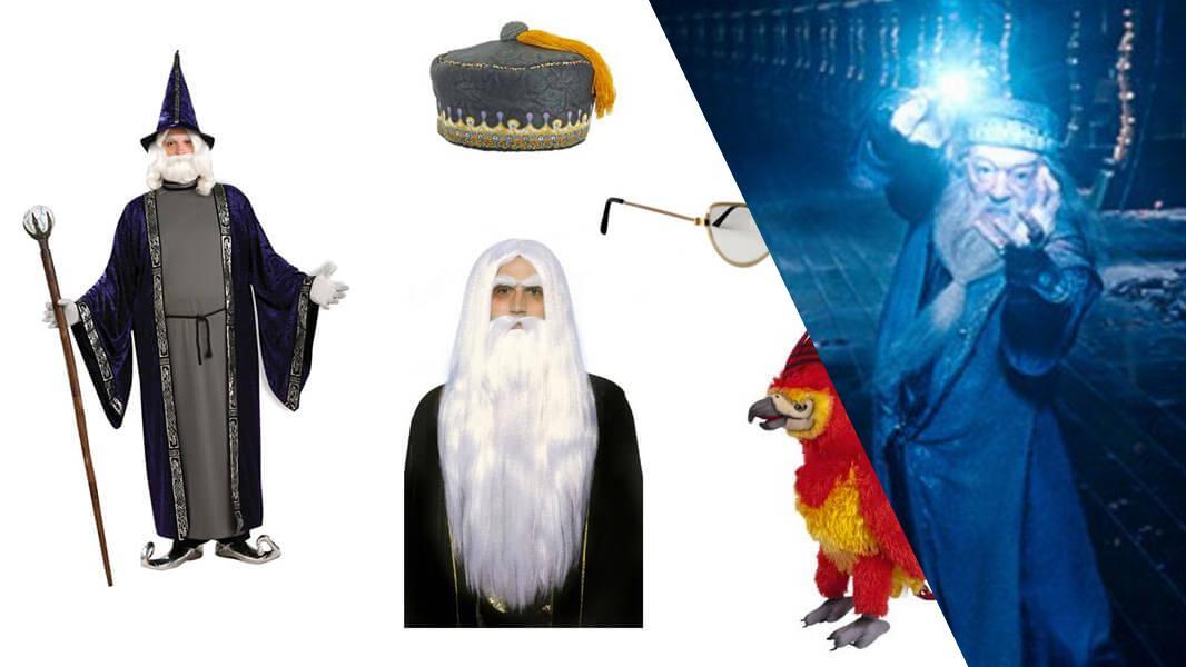 Albus Dumbledore Cosplay Tutorial