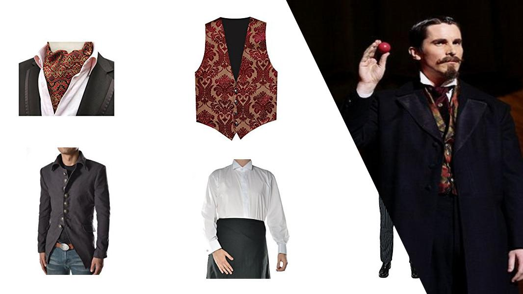Alfred Borden Cosplay Tutorial
