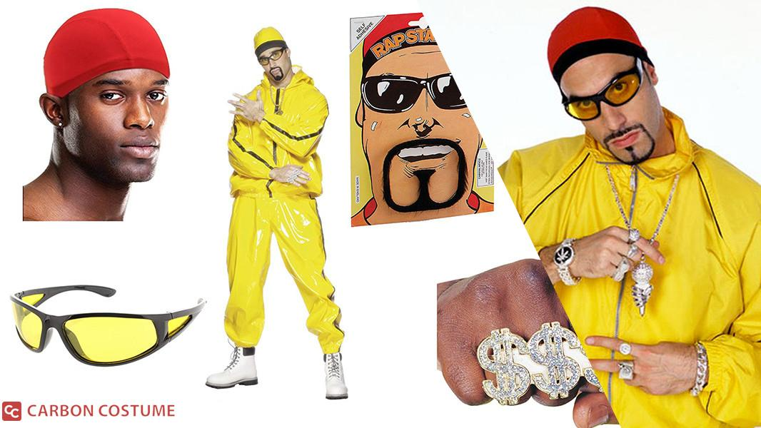 Ali G Cosplay Tutorial