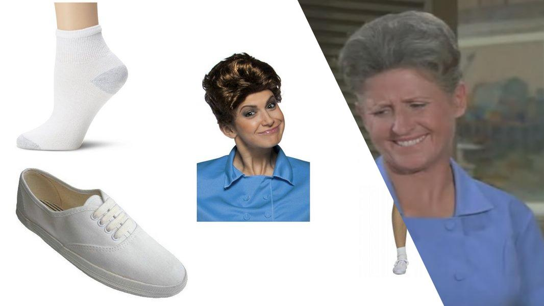 Alice from The Brady Bunch Cosplay Tutorial