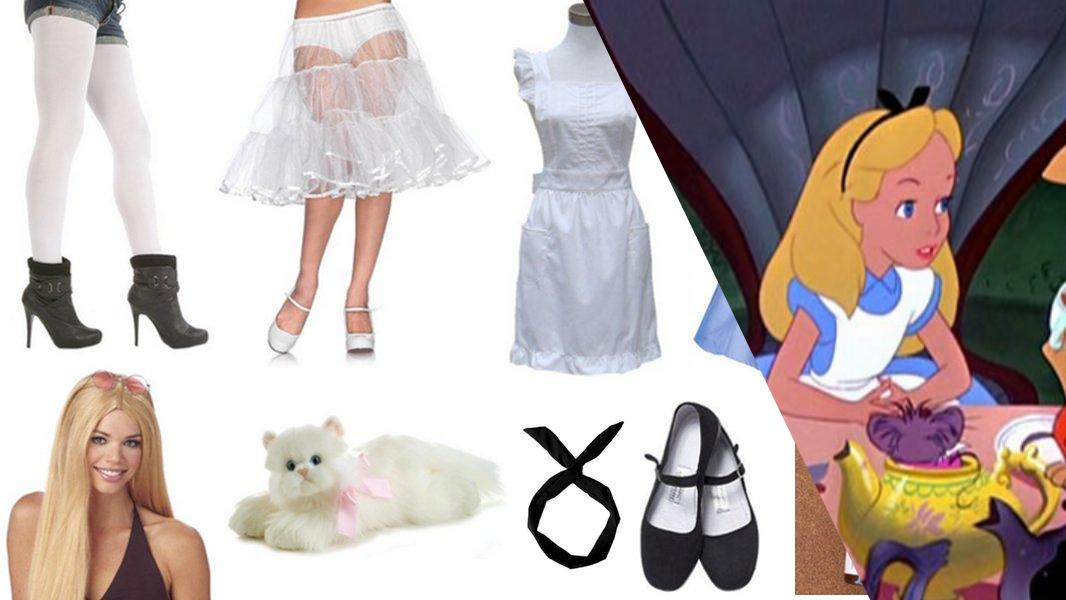 Alice in Wonderland Cosplay Tutorial