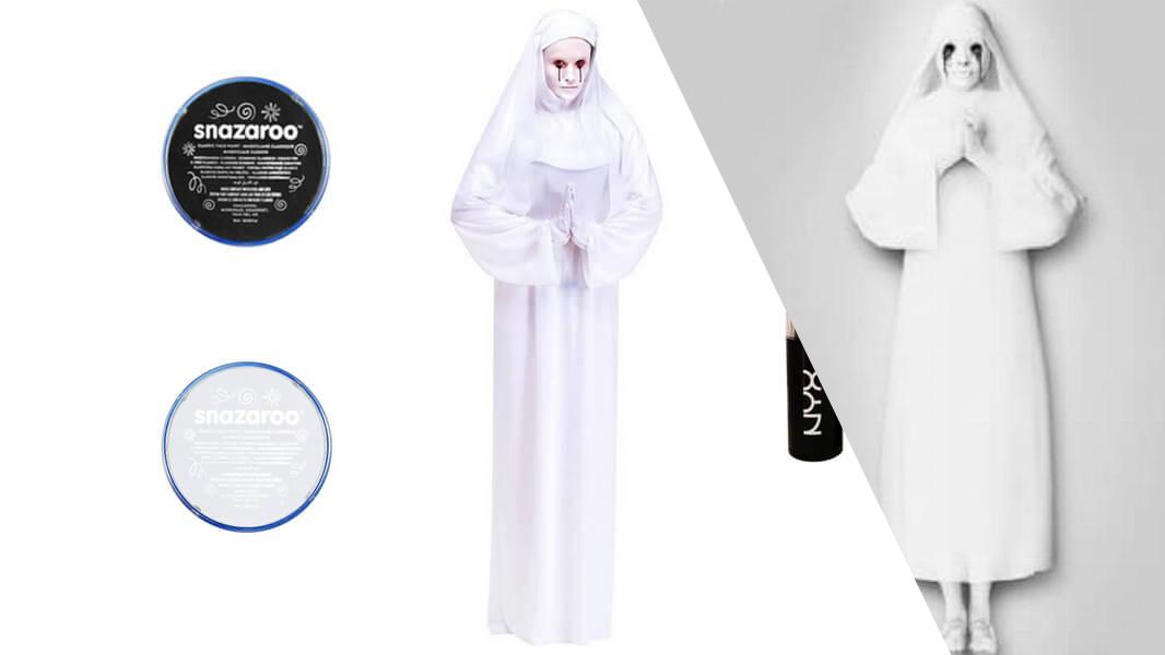 American Horror Story White Nun Cosplay Tutorial