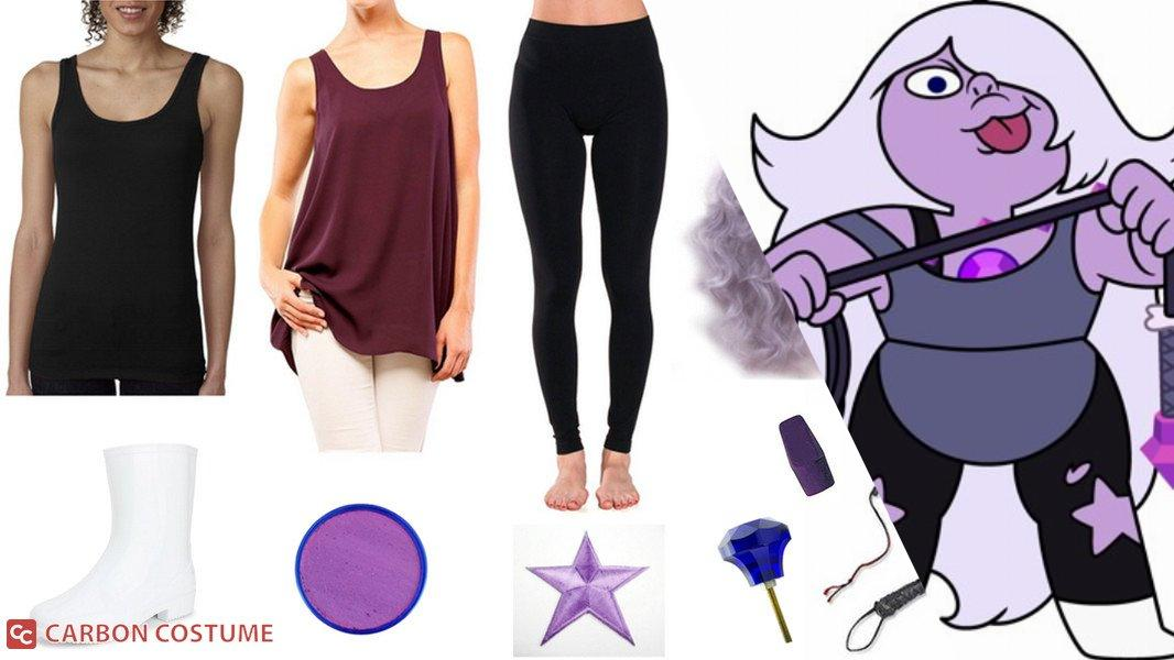 Amethyst Cosplay Tutorial