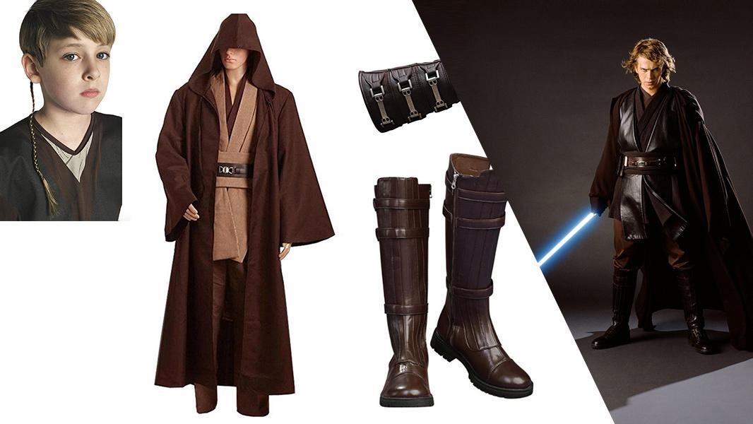 Anakin Skywalker Cosplay Tutorial