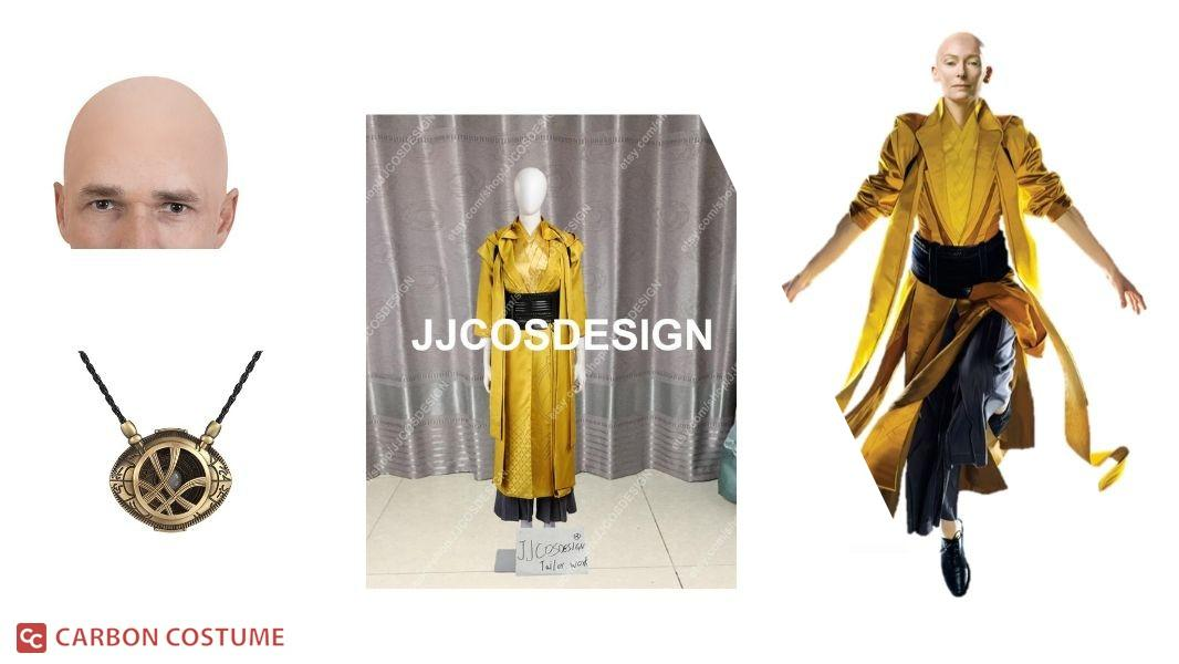 Ancient One from Doctor Strange Cosplay Tutorial