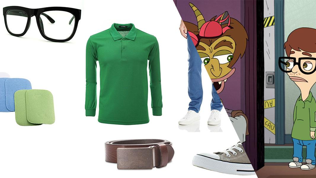 Andrew Glouberman from Big Mouth Cosplay Tutorial