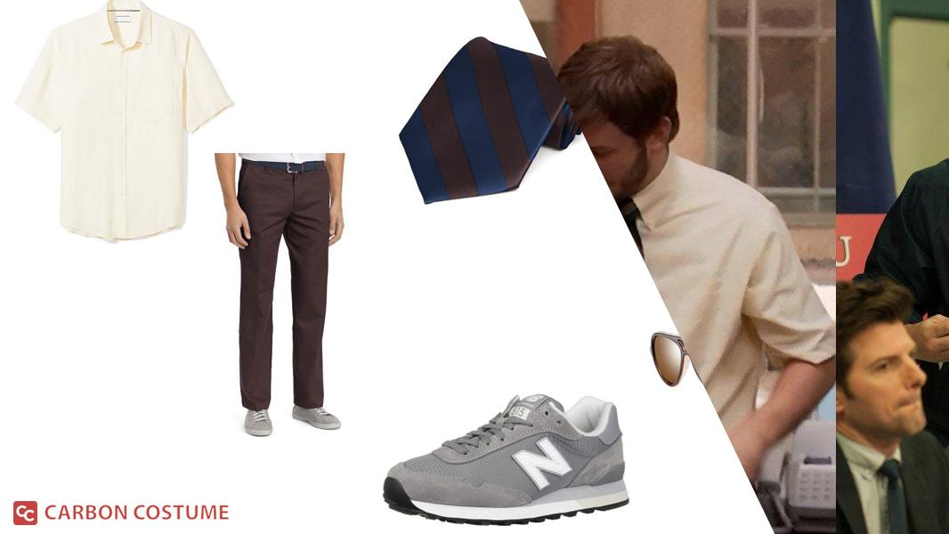 Andy Dwyer from Parks and Recreation Cosplay Tutorial