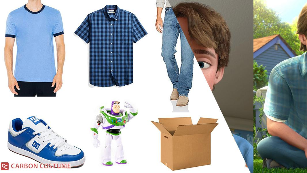 Andy from Toy Story 3 Cosplay Tutorial