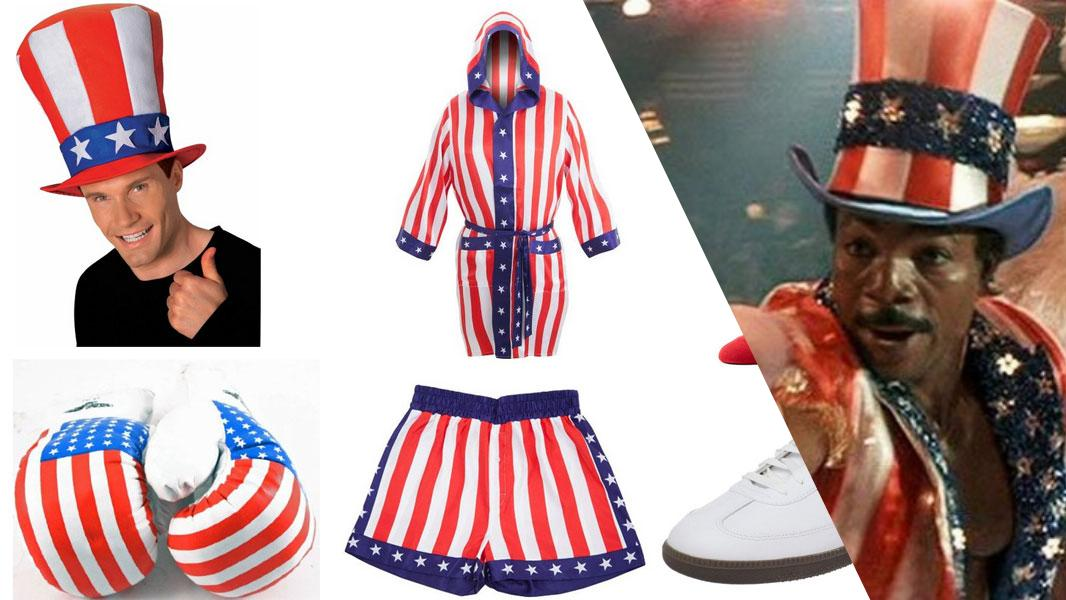 Apollo Creed Cosplay Tutorial