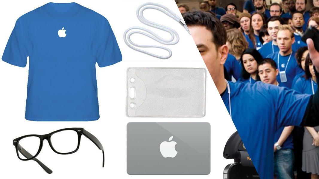 Apple Store Genius Cosplay Tutorial
