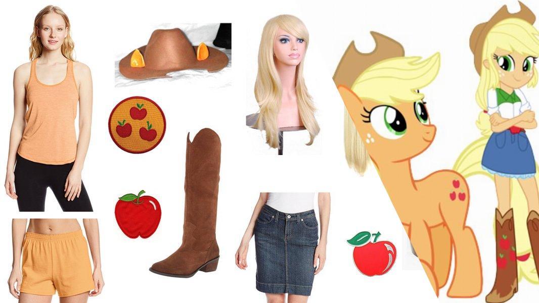 Applejack Cosplay Tutorial