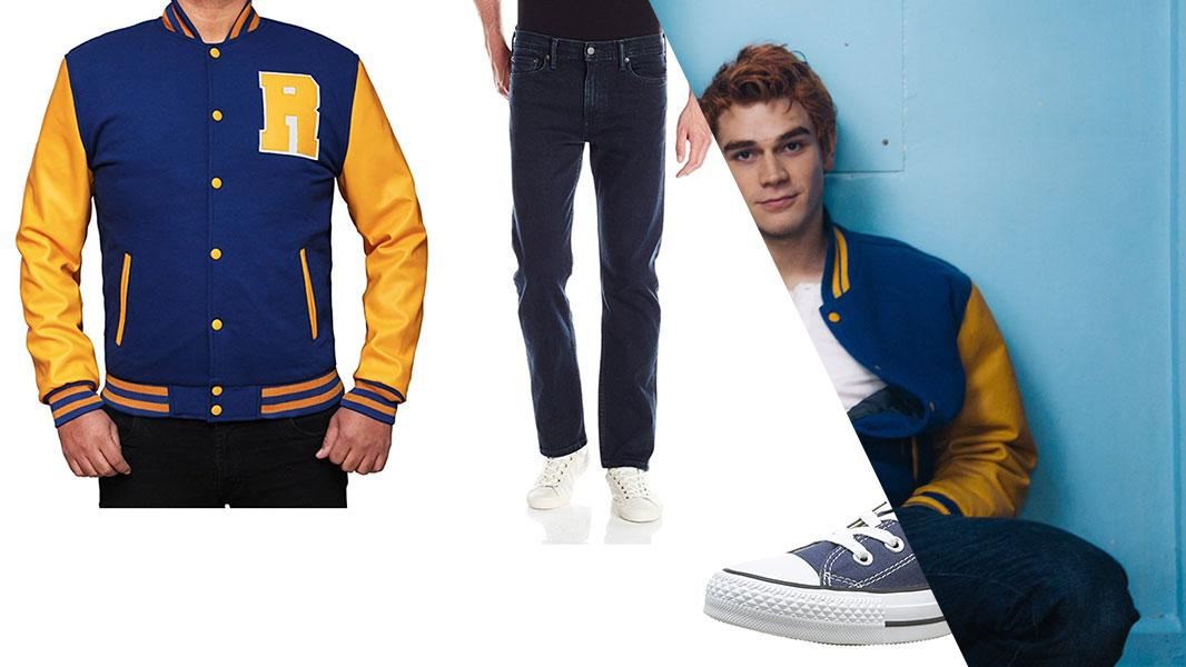 Archie Andrews from Riverdale Cosplay Tutorial