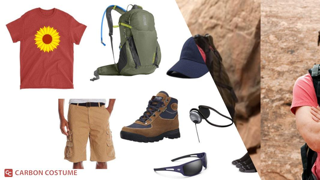 Aron Ralston from 127 Hours Cosplay Tutorial