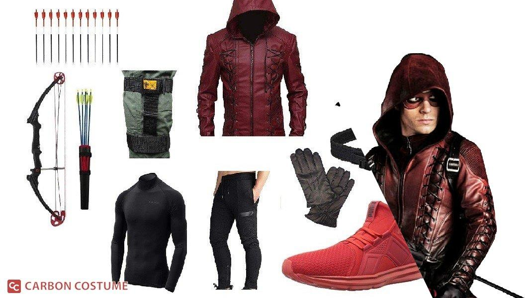 Arsenal from Arrow Cosplay Tutorial